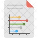 Proportional Graph Quantity Icon