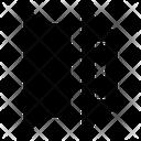Horizontal Distribute Left Icon