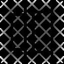 Horizontal Distribute Right Distribute Right Right Align Icon