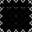 Horizontal  docking Icon