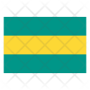 Horizontal flag Icon