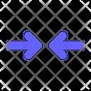 Horizontal-minimize Icon