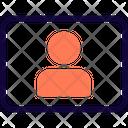 Horizontal Photo Icon
