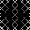 Arrow Horizontal Resize Icon