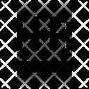 Horizontal Rule Rule Scale Icon