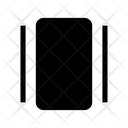 Horizontal scroll Icon