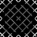 Arrows Circle Icon