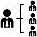 Horizontal Structure Icon