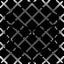 Horizontal Subtract Subtract Geometric Icon