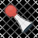 Horn Klaxon Circus Icon