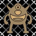 Monster Horn Demon Icon