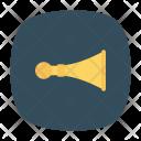 Horn Instrument Trumpet Icon