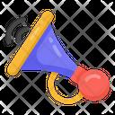 Car Horn Horn Bullhorn Icon