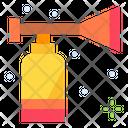 Horn Trumpet Air Horn Icon