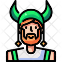 Horn Hat Horn Man Hat Icon