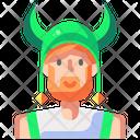 Irish Hat Horn Icon