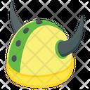 Horned Helmet Icon