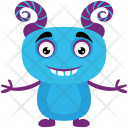 Horned Monster Icon