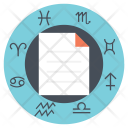 Horoscope Analysis Icon