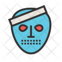 Horror Mummy Evil Icon