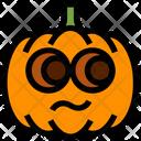 Pumpkin Food Vegetable Icon