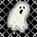 Horror Ghost Monster Icon
