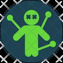Horror Doll Icon