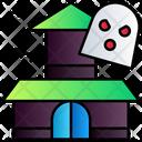 Horror House Icon