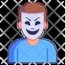 Horror Mask Icon