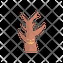 Horror Halloween Hunted Icon
