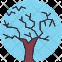 Horror Tree Icon