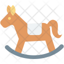 Horse Ornament Toy Icon