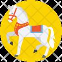 Horse Animal Drama Icon