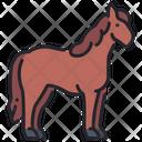 Horse Animal Icon