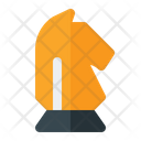 Horse Strategy Plan Icon