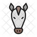 Horse Animal Mammals Icon