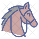 Animal Equestrian Farm Icon