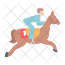 Dressage Equestrian Showjumping Icon