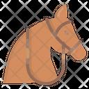 Animal Barn Stallion Icon