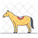 Horse Animal Mammal Icon
