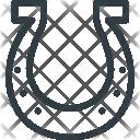 Horse Shoe Horseshoe Icon