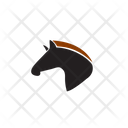 Horse Animal Zoo Icon