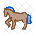 Horse Animal Equestrian Icon