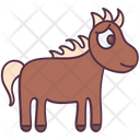 Animal Horse Wild Animal Icon