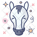 Horse Creature Foal Icon
