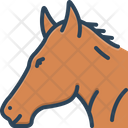Horse Steed Animal Icon