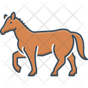 Horse Running Pony Icon