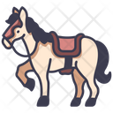 Horse Medieval Warrior Icon