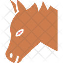 Horse Donkey Ass Icon