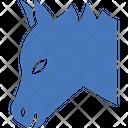Horse Donkey Ass Icon